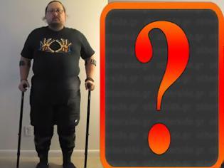 Φωτογραφία για VIDEO: Η απίθανη μεταμόρφωση ενός ανθρώπου!