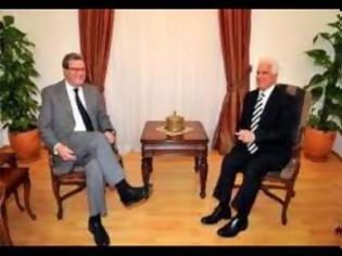 Φωτογραφία για Συνάντηση του με τον Ντάουνερ στις 16 Μαίου ανακοίνωσε ο Ερογλου