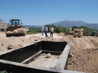 Φωτογραφία για Ξεκίνησε η κατασκευή του 1ου Νηπιαγωγείου στο Αρκαλοχώρι