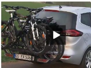 Φωτογραφία για Το νέο Opel Mokka αποκτά το μοναδικό σύστημα μεταφοράς ποδηλάτου FlexFix