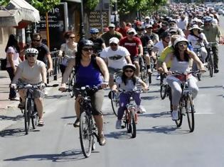 Φωτογραφία για Κοινόχρηστα ποδήλατα για φοιτητές του ΑΠΘ