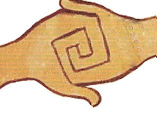 Φωτογραφία για Μαίανδρος και όχι σβάστικα το σύμβολο της Χρυσής Αυγής