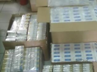 Φωτογραφία για Πιερία: Θα έβγαζε στην αγορά 4.250 πακέτα παράνομων τσιγάρων