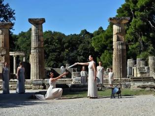 Φωτογραφία για Με το βλέμμα στην Αρχαία Ολυμπία - Αύριο η τελετή αφής της Ολυμπιακής Φλόγας - Επί ποδός η ΕΛ. ΑΣ.