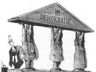 Φωτογραφία για Η Δημοκρατία δεν έχει αδιέξοδα!