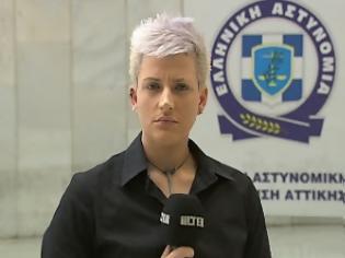 Φωτογραφία για Η Χρυσή Αυγή κατηγορεί τη δημοσιογράφο Νάντια Αλεξίου πως λέει ψέματα[ΒΙΝΤΕΟ]