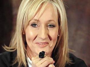 Φωτογραφία για Η βράβευση της J.K Rowling