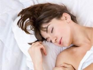 Φωτογραφία για Όταν κοιμόμαστε ο εγκέφαλος επεξεργάζεται πληροφορίες