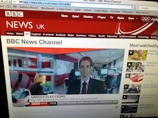 Φωτογραφία για Ο Dr Πάνος Πιπερόπουλος στο BBC-World