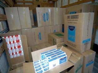 Φωτογραφία για Μεσσηνία:Κατασχέθηκαν 500 πακέτα λαθραίων τσιγάρων