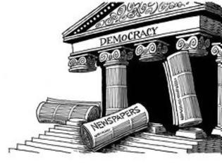 Φωτογραφία για Γιορτή δημοκρατίας και (πρώτης) τιμωρίας!