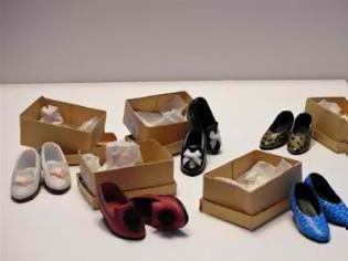 Φωτογραφία για Αποθήκευσε τα χειμωνιάτικα παπούτσια σου!