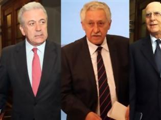 Φωτογραφία για Ποια ονόματα παίζουν για το νέο πρωθυπουργό