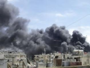Φωτογραφία για Μακελειό με 55 νεκρούς και 370 τραυματίες σε επιθέσεις αυτοκτονίας στη Δαμασκό