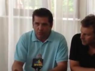 Φωτογραφία για Γκλέτσος: Θα πάρουμε εθελοντές με καραμπίνες να φυλάνε την περιουσία του Δήμου (βίντεο)