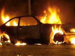 Φωτογραφία για Κάηκε αμάξι στο δήμο Φυλής