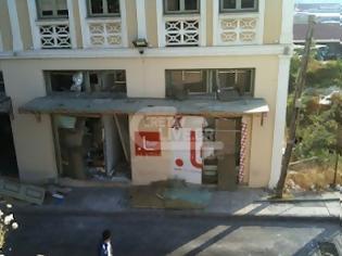Φωτογραφία για Έκρηξη σε μπαρ στο Ηρακλειο