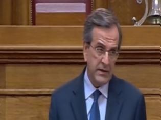 Φωτογραφία για Σφοδρή επίθεση του Σαμαρά κατά του ΣΥΡΙΖΑ…Ο Τσίπρας θα καταδικαστεί μαζί με τον Παπανδρέου