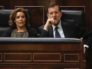 Φωτογραφία για Mακρυά από τους στόχους η Ισπανία