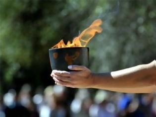Φωτογραφία για Στα Χανιά η Φλόγα των Ολυμπιακών Αγώνων