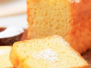 Φωτογραφία για Βασική συνταγή για κέικ με 4 υλικά