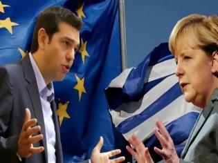 Φωτογραφία για Δείτε πόσα δίνει η Μέρκελ στον Τσίπρα για να διώξει το ΔΝΤ από την Ευρώπη
