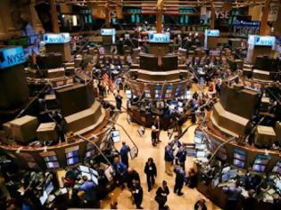 Φωτογραφία για Κραχ στη Wall Street: Διεκόπη προσωρινά κάθε εργασία...