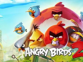 Φωτογραφία για Νέα αναβάθμιση του Angry Birds 2 μετά από 6 χρονια