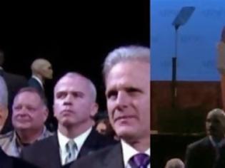 Φωτογραφία για Ο τρομερός σωματοφύλακας του Μπαράκ Ομπάμα [video]
