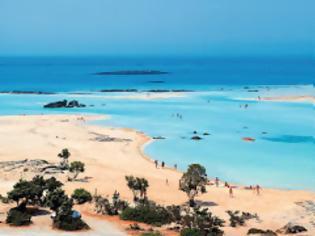 Φωτογραφία για Και όμως αυτή η παραλία βρίσκεται στην Ελλάδα - Δείτε που... [video]