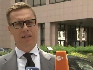 Φωτογραφία για Αισιόδοξος για συμφωνία στο σημερινό Eurogroup ο Στουμπ...