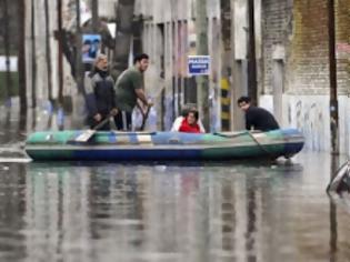 Φωτογραφία για Ο Μέσι στο πλευρό των πλημμυροπαθών της Αργεντινής