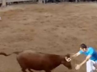 Φωτογραφία για ΣΟΚ: Ακόμα ένας νεκρός σε ταυρομαχία στην Ισπανία με φρικτό τρόπο [video]