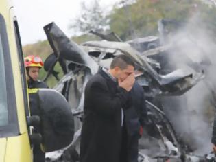 Φωτογραφία για Η αληθινή ιστορία ενός ατυχήματος - Θα λυγίσετε αλλά αξίζει... [video]
