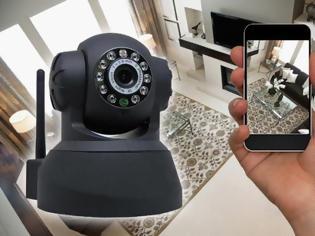 Φωτογραφία για Δυο δωρεάν εφαρμογές αν διαθέτετε μια IP κάμερα