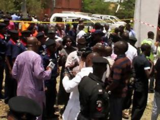 Φωτογραφία για ΠΑΓΚΟΣΜΙΟ ΣΟΚ:  Γυναίκα - Καμικάζι ανατινάχτηκε σε σταθμό λεωφορείων στη Νιγηρία - Τουλάχιστον 6 νεκροί