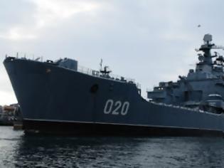 Φωτογραφία για Ρωσικό πλοίο γεμάτο όπλα περνά από το Αιγαίο;