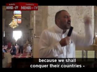 Φωτογραφία για BINTEO ΣΟΚ: Έτσι θα κατακτήσουμε την Ευρώπη με τους πρόσφυγες – To σατανικό σχέδιο... [video]