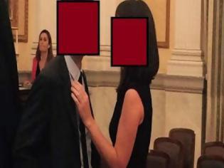 Φωτογραφία για ΑΥΤΟΣ είναι ο κορυφαίος Υπουργός του Τσίπρα που ερωτεύτηκε την καυτή ιδιαιτέρα του Πρωθυπουργού!! (φωτο)