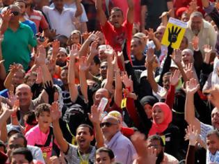 Φωτογραφία για Ξεσηκώθηκαν οι Μουσουλμάνοι της Αιγύπτου: Κατηγορούν τον Αλ Σίσι για τη συμμαχία με την Ελλαδα... Πρόδωσες την Τουρκία...