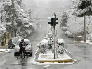 Φωτογραφία για Έκτακτο δελτίο επιδείνωσης του καιρού: Σε πολικές θερμοκρασίες από σήμερα όλη η χώρα-Πότε θα χιονίσει;