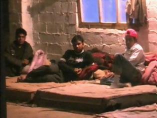 Φωτογραφία για ΣΟΚ από τις τρώγλες των λαθρομεταναστών στη Θήβα [video]