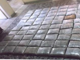 Φωτογραφία για Αιτωλικό: Συνεχίζονται οι έρευνες για την υπόθεση μεταφοράς 90 κιλών χασίς από Ι.Χ. που εξετράπη