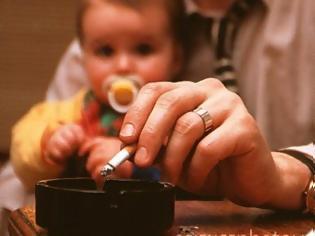 Φωτογραφία για Ένα στα δυο παιδιά είναι παθητικοί καπνιστές!