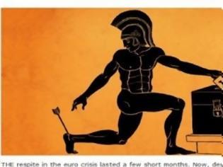 Φωτογραφία για Εconomist: Η Ελλάδα είναι το μεγαλύτερο πρόβλημα της Ευρώπης