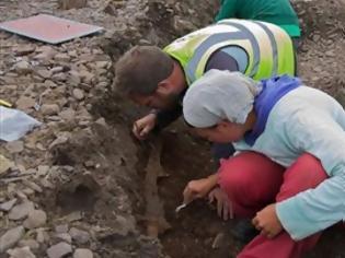 Φωτογραφία για Άγνωστη αρχαία γλώσσα ανακάλυψαν οι αρχαιολόγοι