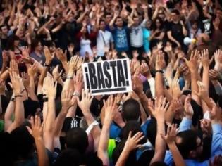 Φωτογραφία για Επιστρέφουν οι Ισπανοί Αγανακτισμένοι