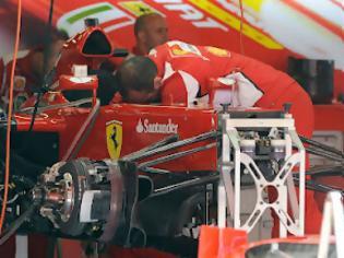 Φωτογραφία για Θετικές οι πρώτες εντυπώσεις του Alonso από τη «νέα» F2012
