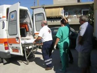 Φωτογραφία για Νέο θανατηφόρο στο Ηράκλειο, Ι.Χ παρέσυρε 3 άτομα, ένας νεκρός