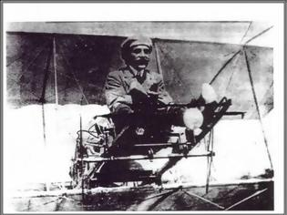 Φωτογραφία για Σαν σήμερα πριν από 100 χρόνια η πρώτη στρατιωτική ελληνική πτήση από τον Δημήτρη Καμπέρο